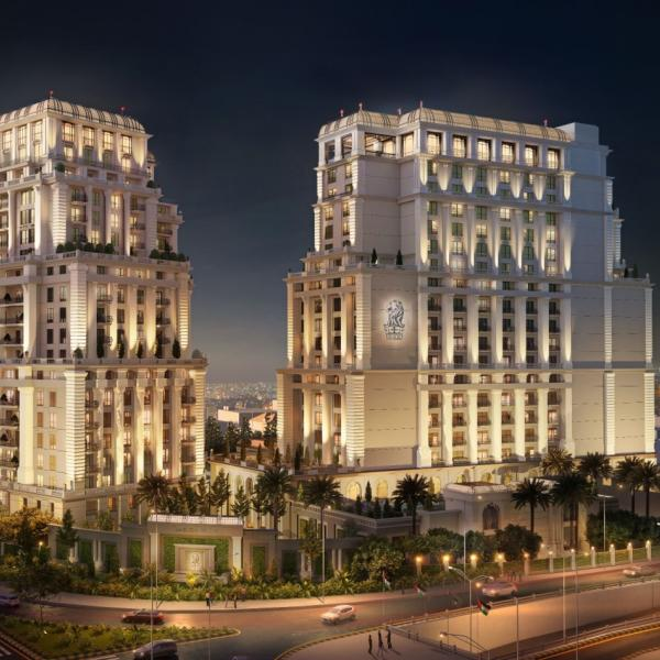 "D.G. Jones has been appointed for the ""PROJECT AND CONSTRUCTION MANAGEMENT SERVICES"" For  The Ritz-Carlton Hotel & Residences Amman"